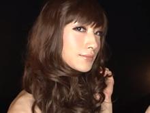 女装したイケメン大学生がペニスとアナルをさらけ出しながら肛門性交で女の子の表情に