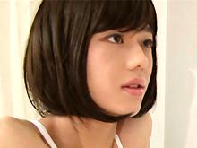 アイドル級の男の娘がJKコスプレで美しい肉体を晒してエッチ